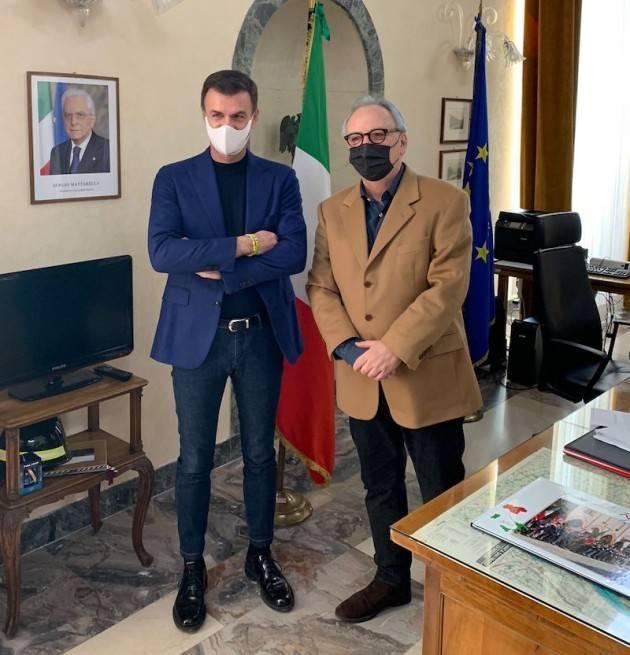 Furti in cascina: Prandini incontra il prefetto di Brescia