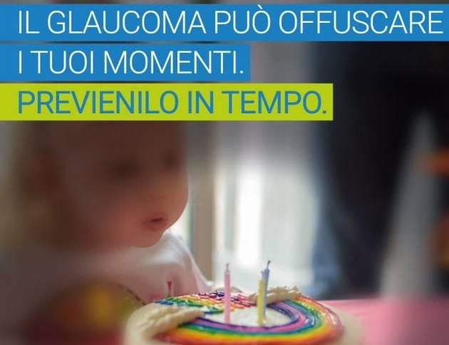 Cremona UICI Settimana Mondiale del Glaucoma dall'8 al 14 marzo