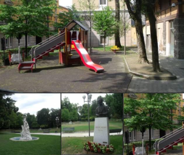 Gianluca Galimberti Parliamo dei Giardini di piazza Roma