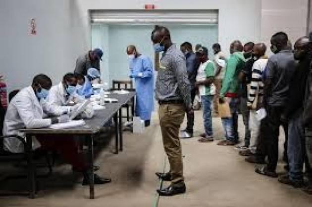 Cremona Pianeta Migranti. Diamo i vaccini all'Africa