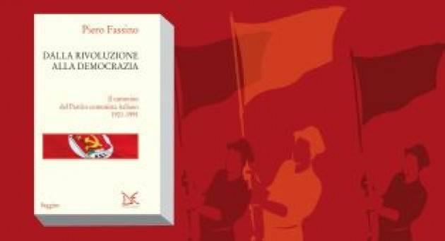 """IL VICE MINISTRO SERENI ALLA PRESENTAZIONE DEL LIBRO DI FASSINO """"DALLA RIVOLUZIONE ALLA DEMOCRAZIA"""""""