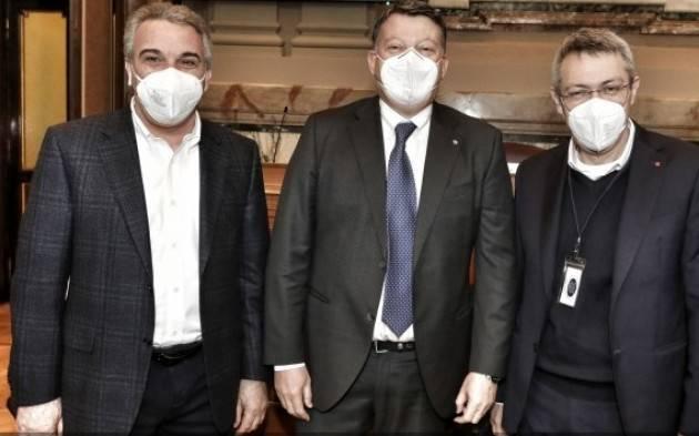 Vaccinazioni Cgil-Cisl-Uil Landini , Sbarra, Bombardieri chiedono incontro a Draghi