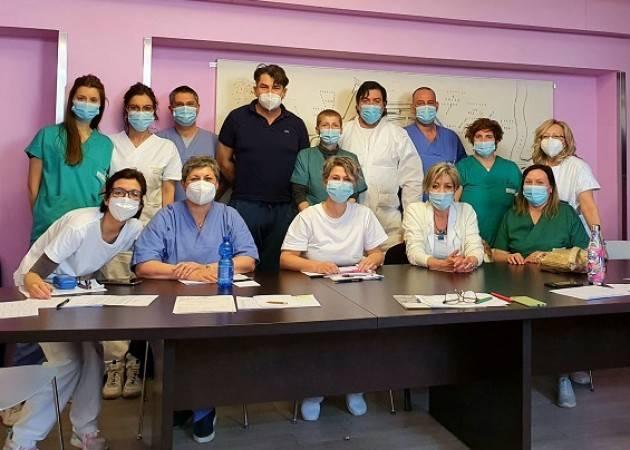 Asst  Crema Dalla Fondazione Floriani 30mila euro per le Cure Palliative.