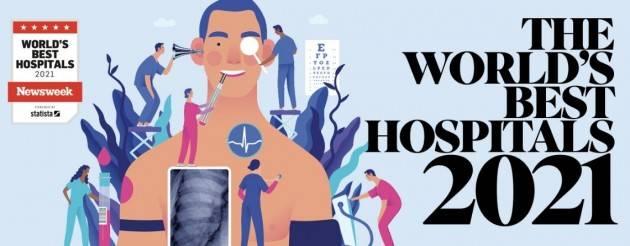 I 10 ospedali italiani al top secondo Newsweek