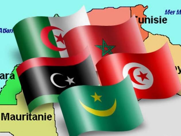 Ritrovare l'unità dei popoli del Magreb Arabo   Marco Baratto