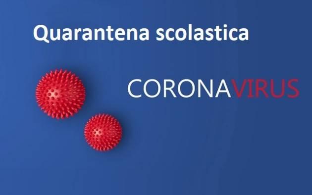 ATS Val Padana Cremona-Mantova QUARANTENE SCOLASTICHE