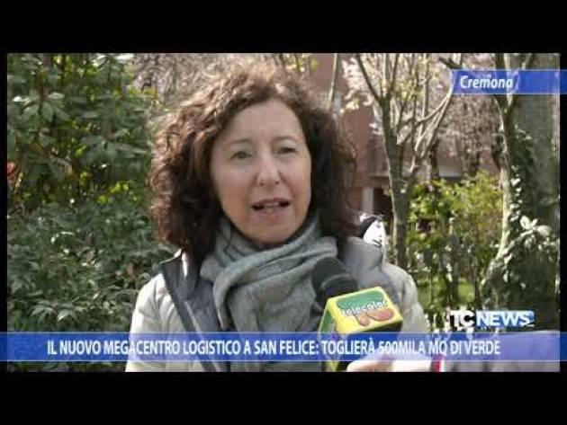 Cremona Logistica a San Felice : 500.000 mq sono pari a 63 campi di calcio!!!