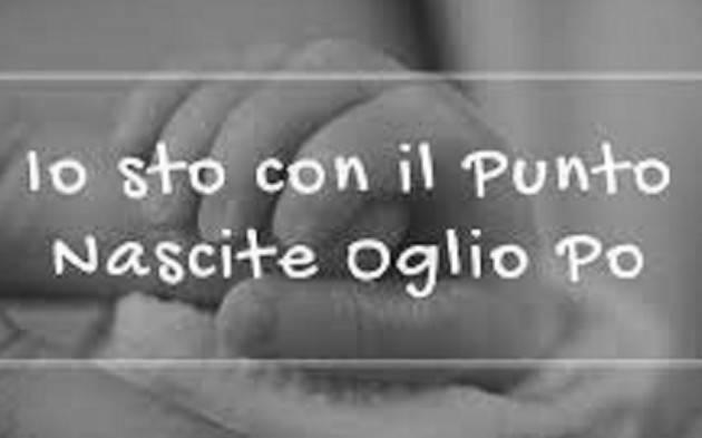 Stefano Capaldo (M5S) Lanciata petizione riaprire Punto nascite dell'Oglio-Po