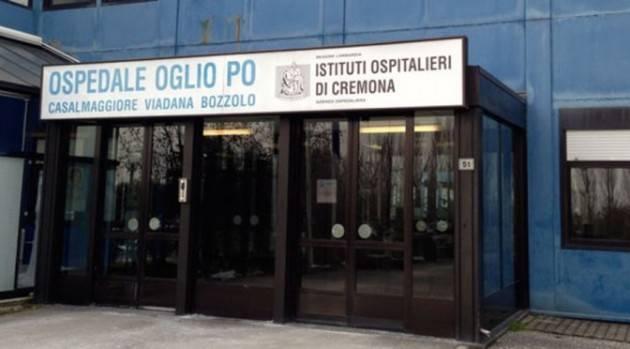 Stefano Capaldo (M5S) Firma petizione riaprire Punto nascite dell'Oglio-Po
