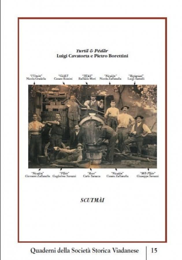 Società Storica Viadanese E' uscito il XV Quaderno della Società Storica Viadanese!