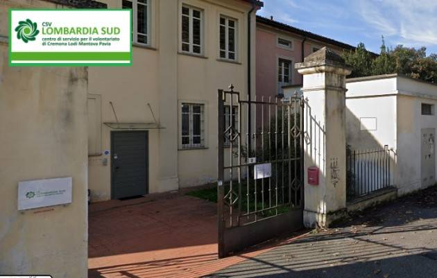 Cremona Al via il 30 marzo  'Formazione di Comunità' con CSV Lombardia Sud