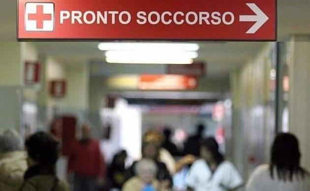 Ridotto afflusso al pronto soccorso dell' Ospedale Sacco