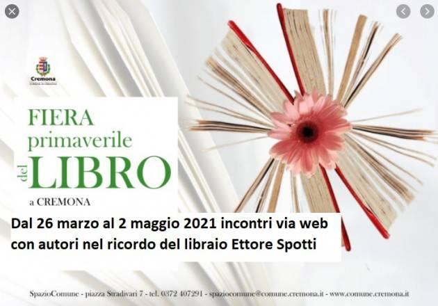 Cremona Fiera del Libro, anche l'edizione primaverile viaggia online