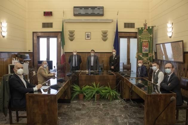 Cremona, Padania Acque Firmata la Convenzione di gestione  (ATO)