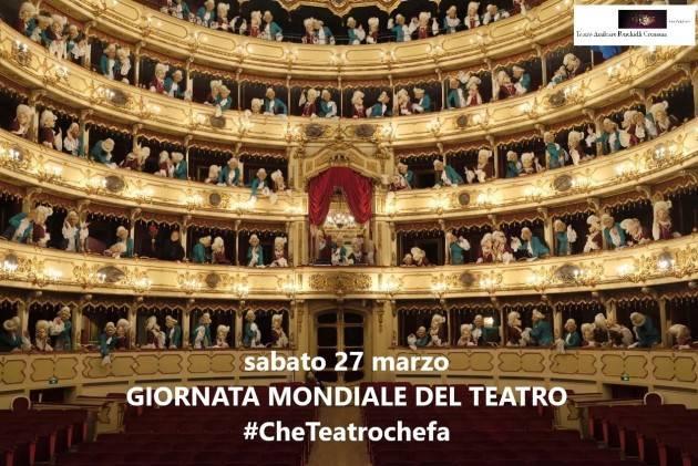 Cremona #CHETEATROCHEFA TEATRO PONCHIELLI