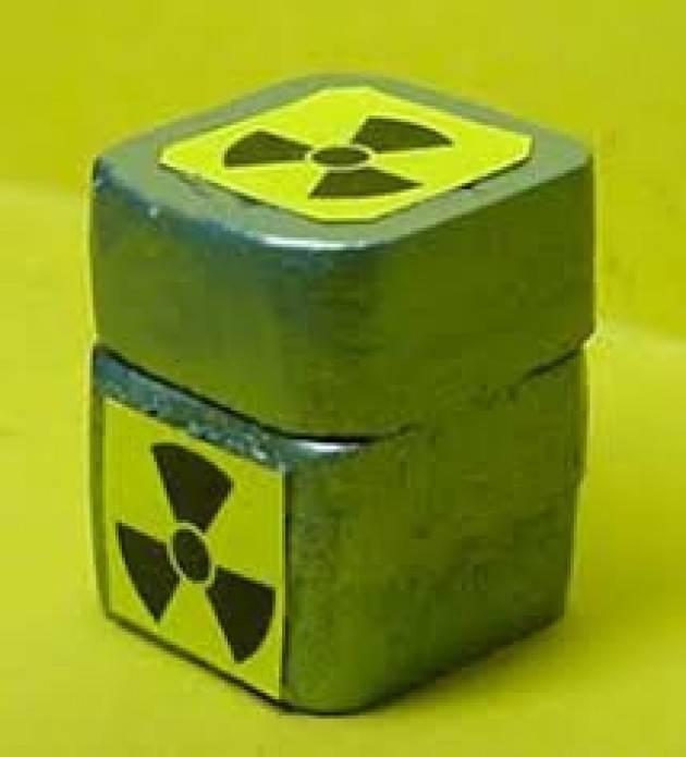 Respinto a Ponte Chiasso carico di rottami radioattivi