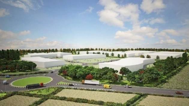 Nuovo Polo Logistico a Cremona di 300mila Basta con il consumo di suolo
