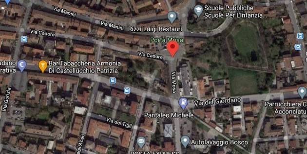 Cremona DAL 29 AL 31 MARZO CANTIERE IN VIA MOSA