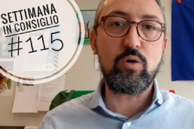 Matteo Piloni (PD) NEL MEZZO DEL VACCIN DI NOSTRA VITA..