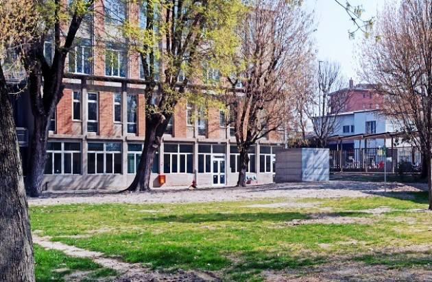 Crema Scuola 'Galmozzi': opere concluse. Nuova recinzione e adeguamenti