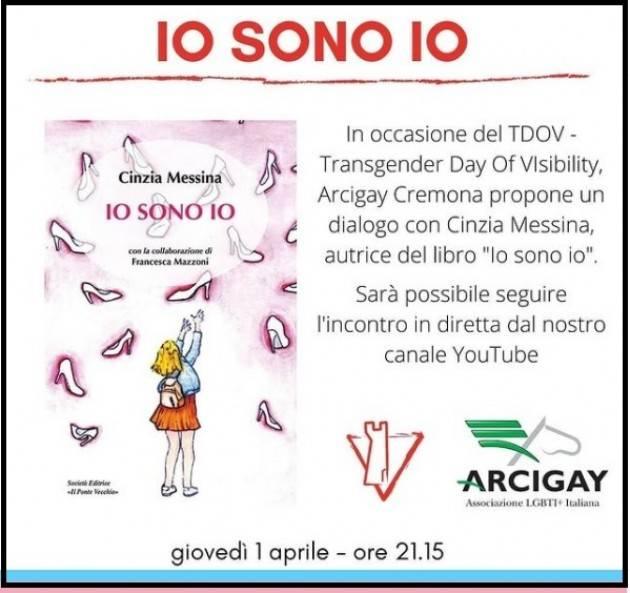 Arci Gay Cremona | Io sono io
