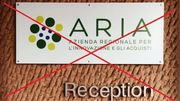 Degli Angeli (M5s Lomb.): Sistema Aria non funziona. Lombardia lo sapeva.