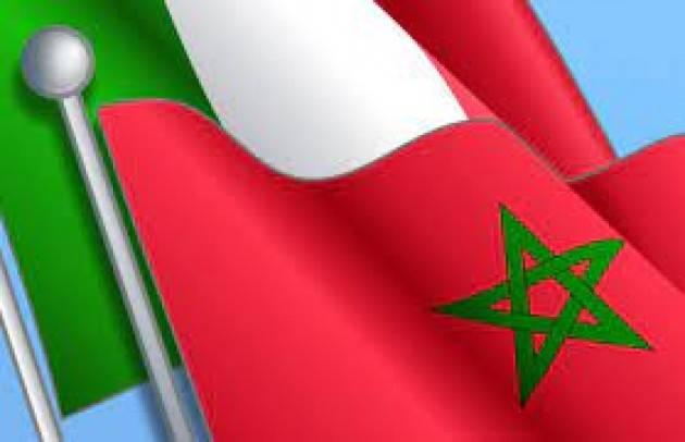 La comunità marocchina dona a Lodi una tensostruttura per vaccinazioni