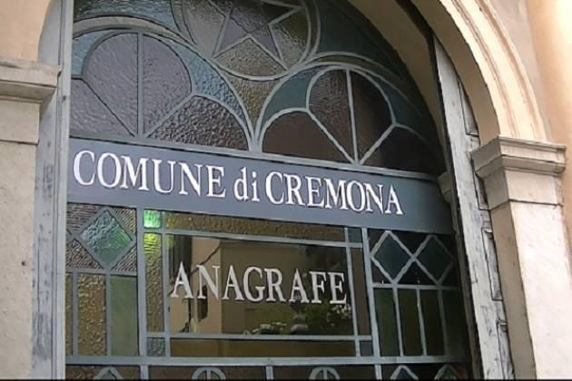 Cremona UFFICIO ANAGRAFE, DAL 30/3 L'ACCESSO È DA C.SO VITTORIO EMANUELE II