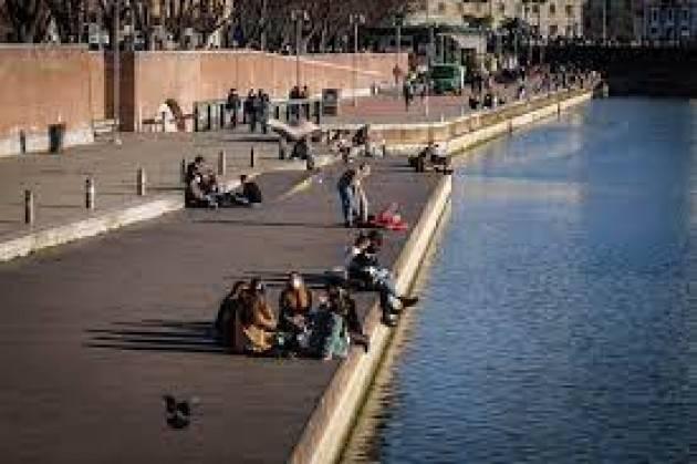 Controlli alla Darsena e in parchi Milano