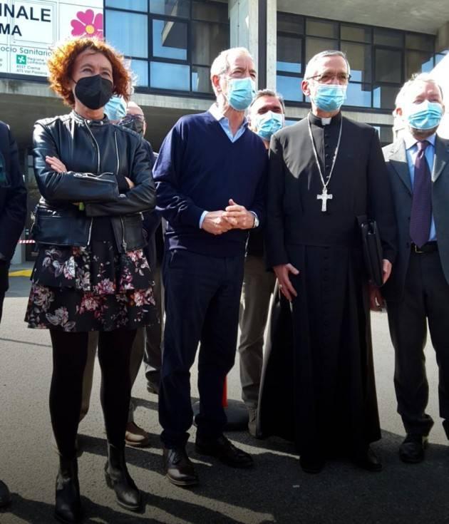 INAUGURAZIONE HUB DI CREMA: LE PAROLE DEL SINDACO STEFANIA BONALDI