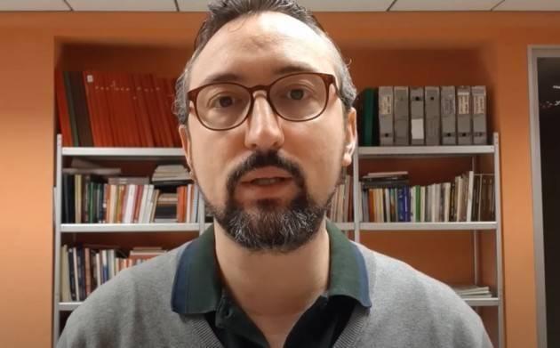 Matteo Piloni (PD)  Quattro domande a Guido Bertolaso in visita all'HUB di Crema
