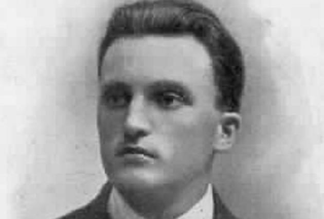 Ferruccio Ghinaglia A 100 anni dal suo assassinio l'ANPI lo ricorda  Giuseppe Azzoni