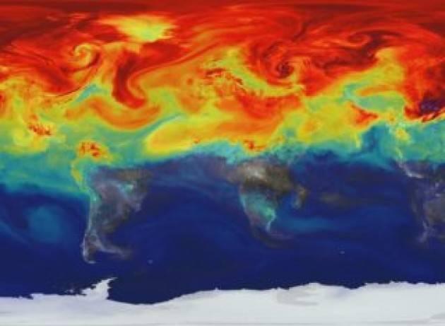 Osservazioni dirette confermano l'origine umana del riscaldamento globale