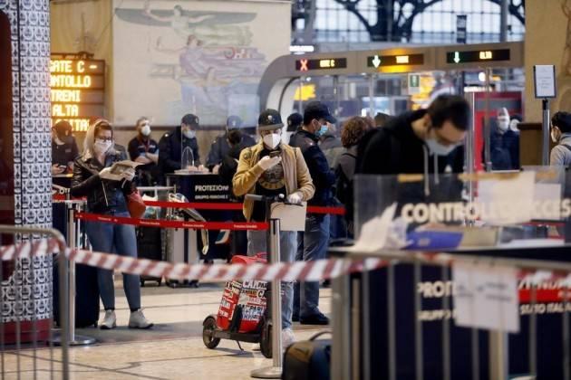 A Milano più controlli in stazioni e autostrade