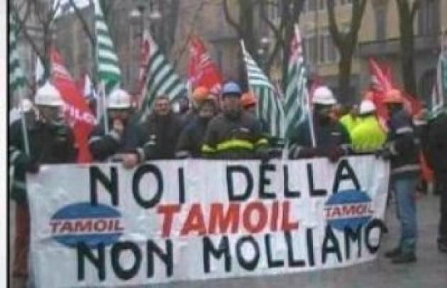 TAMOIL CREMONA Dopo 10 anni UN ACCORDO IN GRAN PARTE DISATTESO | Sergio Ravelli.