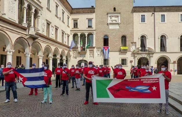 Crema voto ONU per Cuba, lettera del sindaco Bonaldi  al presidente Draghi