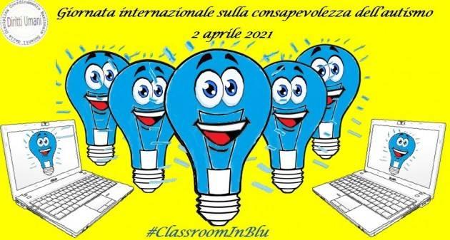 CNDDU Iniziative Giornata internazionale sulla consapevolezza dell'autismo