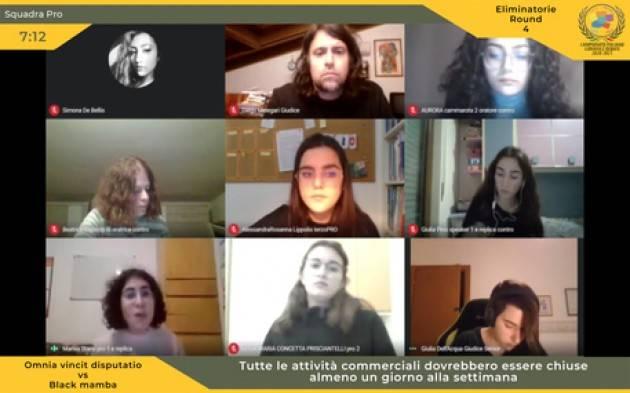 Lotta aperta per playoff campionato italiano Debate