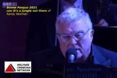 Buona Pasqua 2021 con It's a jungle out there of Randy Newman | G.C.Storti