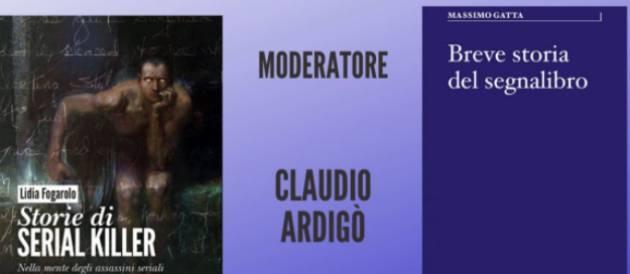 FIERA DEL LIBRO DI CREMONA: questa sera nuovo appuntamento in streaming sulla pagina Facebook