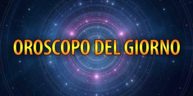 OROSCOPO DI OGGI SABATO 3 APRILE 2021