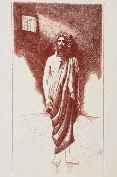Santa Pasqua 2021. 'Come…la solitudine di Cristo' il libro di Guadagnuolo