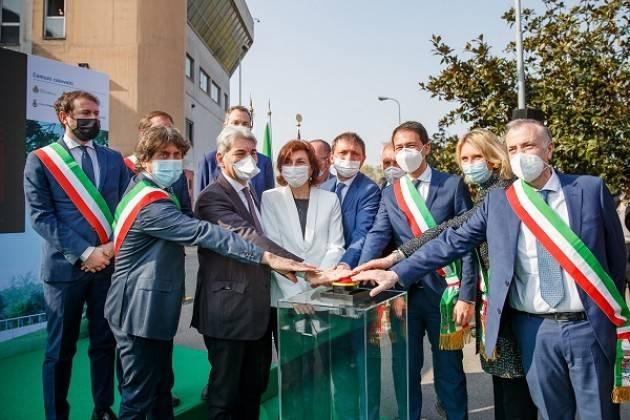 Milano PRENDE IL VIA LA BIOPIATTAFORMA  di Sesto San Giovanni
