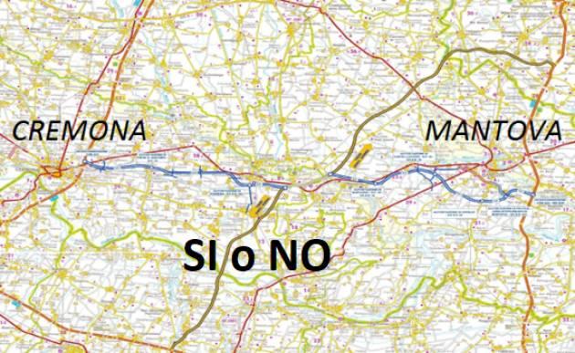 Autostrada CR-MN Serve o NO ? Reazioni alle dichiarazioni di Giovanni Bozzini