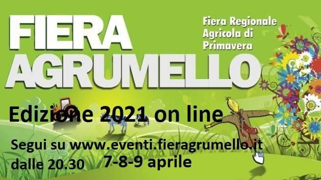 La Fiera agricola di primavera di Grumello si terrà on line il 7-8-9 aprile 2021
