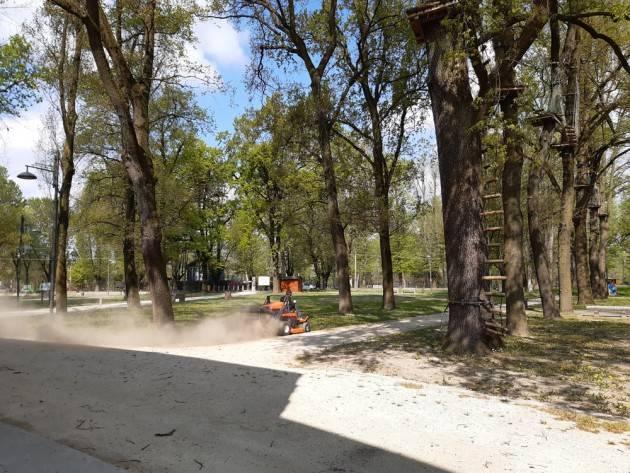 Cremona Il Parco Colonie Padane  ha riaperto Riparte anche il bar in versione take away