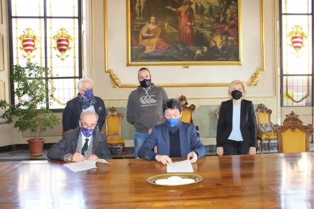 Cremona Intesa tra Comune e Panathlon Club a sostegno dei giovani