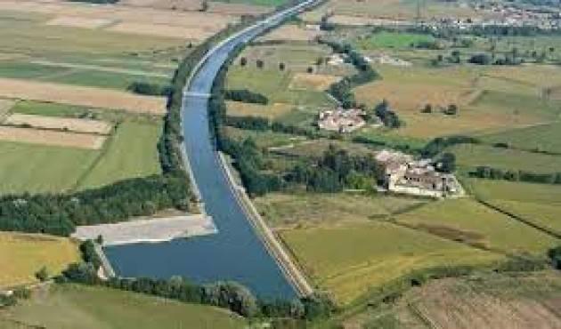 Cremona Canale Progetto Aipo. 'L'era ura, vot veder che l'è la volta buna!'