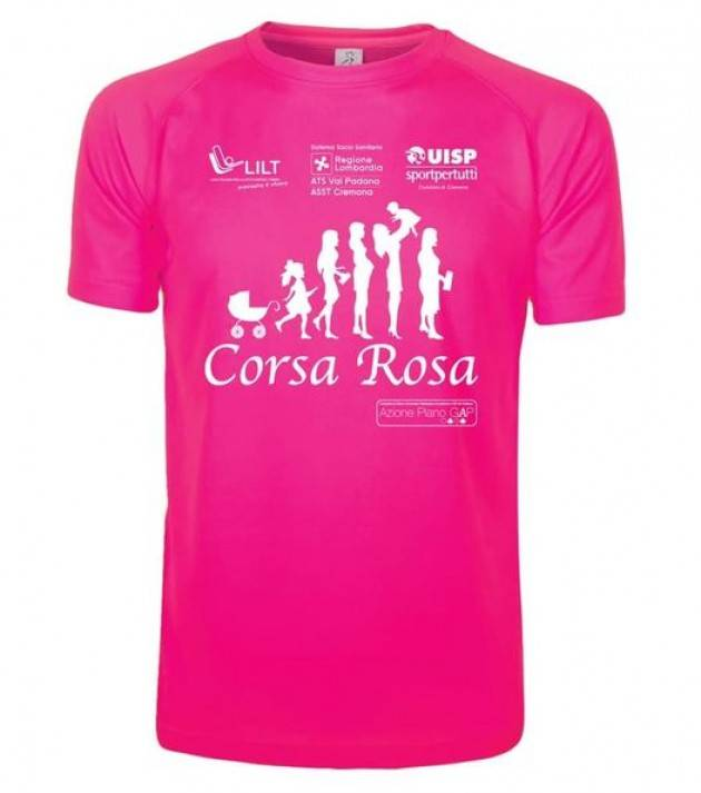 Uisp Cremona Mancano solo 10 giorni Corsa Rosa 2021! Cosa aspetti ad iscriverti?