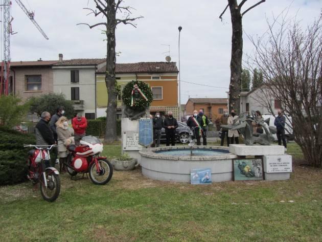 GUSSOLA Ricordato Angelo Bergamonti per il suo 50° anniverario.